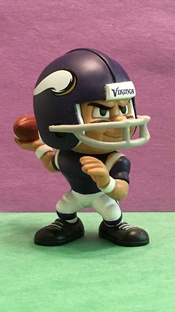 Custom Minnesota Vikings Lil' Teammates
