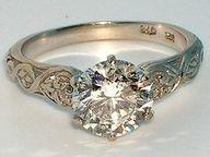 Celtic ring (via engagementrings4u.co.cc)