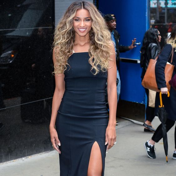Ciara Street Style April 2016 | POPSUGAR Fashion