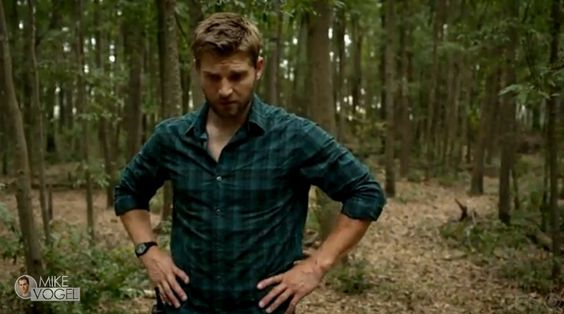 Mike Vogel-under the dome