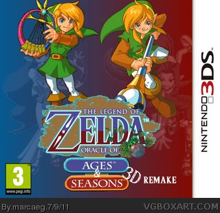 Bildergebnis für the legend of zelda oracle of ages season