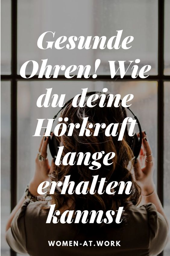 Über 15 Millionen Deutsche haben Hörprobleme. Jeder 3. Erwachsene hört bereits schwer. Und die Tendenz ist steigend. Warum die Hörkraft nachlässt, welche Erkrankungen dahinter stecken können und wie du  dem vorbeugen kannst. Dazu hier neue Erkenntnisse und Methoden im Überblick.