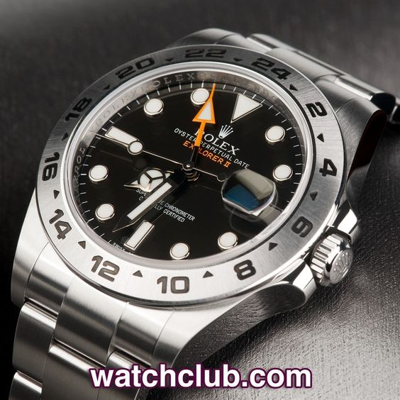 how to use rolex gmt function