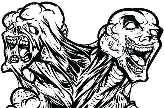 f07d935949039a803d6649c72b021195 » Zombie Pigman Coloring Pages