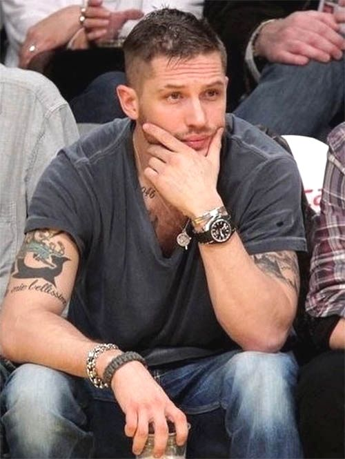 32+ Tom hardy fade information