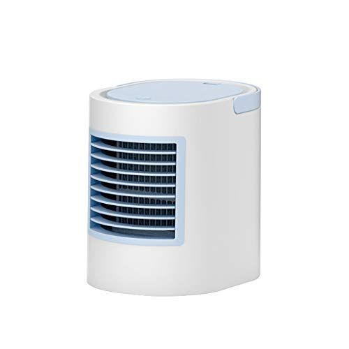 Ktyssp Portable Mini Air Conditioner Cool Cooling For Bedroom