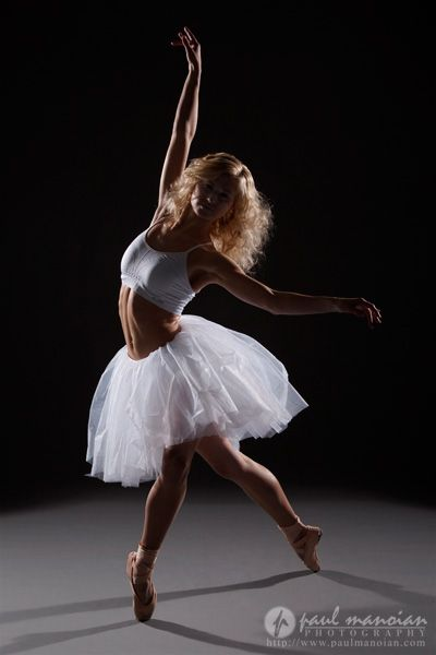 how to become a dance photographer