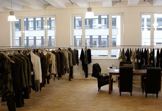 Design Hängesystem für Mode Großhandel und Einzelhandel