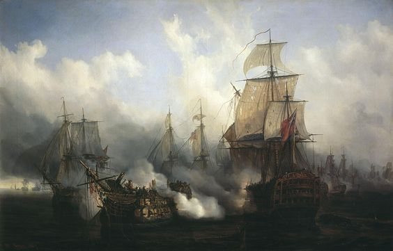 The Battle of Trafalgar, One Of The Greatest Battles In Military History
