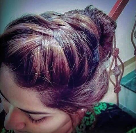 28 Besten Frisuren Fur Geoltes Haar Bei Der Verwendung Von Kokosol Alles Fur Die Besten Frisuren