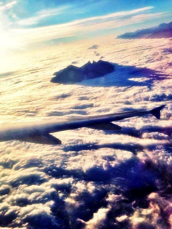 Monterrey - Nuevo León - México. ¡Increíble imagen vista desde el cielo! <3