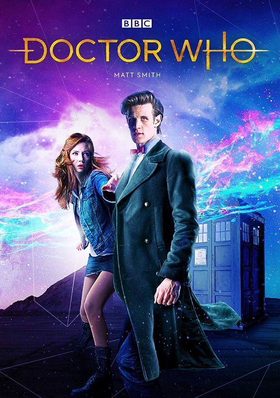 Doctor Who The Matt Smith Collection Dvd Best Buy Doctor Who Matt Smith Doctor Who Doctor Who Dvd