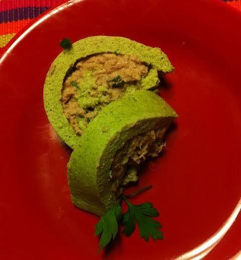 Conheça o rocambole verde, uma receita saborosa que aumenta a produção de colágeno - Moda, Beleza, Bem-Estar - Yahoo Vida e Estilo Brasil