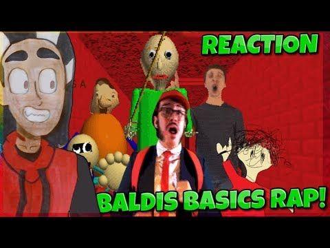 The Aftermath Animated Baldi S Basics Rap Rap Animation
