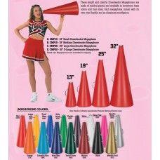 Cheerleading Megaphones