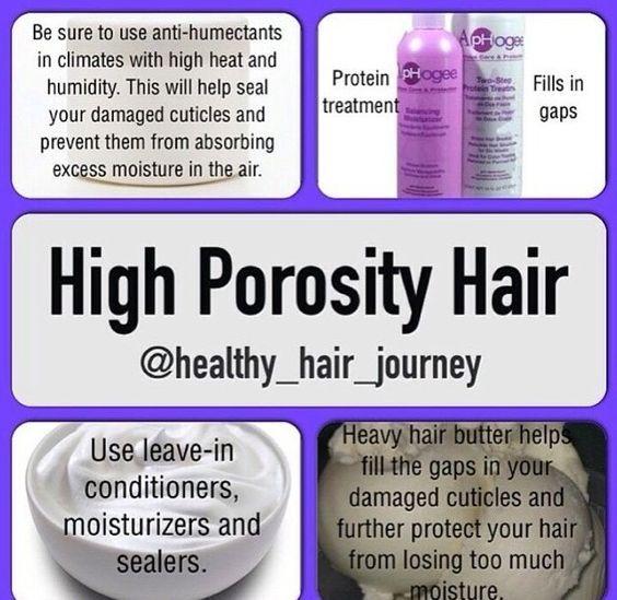 High Porosity Hair Tips High Porosity Hair Hair Porosity Natural Hair Styles