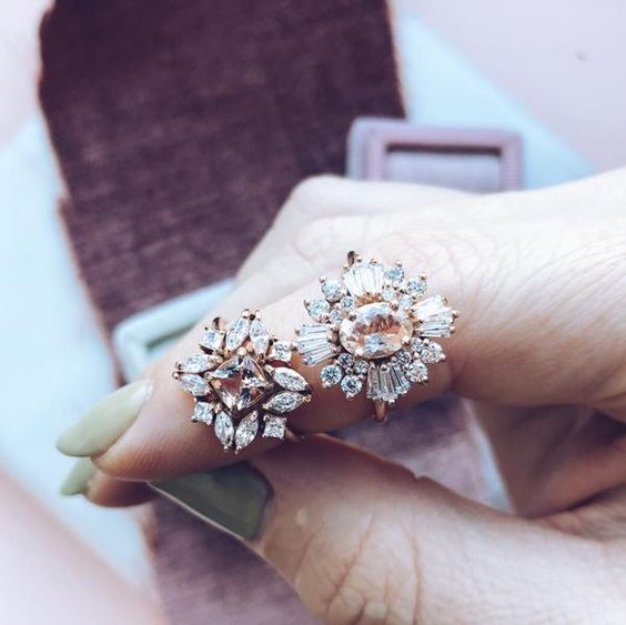 Engagement Ring Trends All Brides are Drooling Over in 2021, f0816a2e4f1d3a8e2bd0dc3c1a0ed2e6