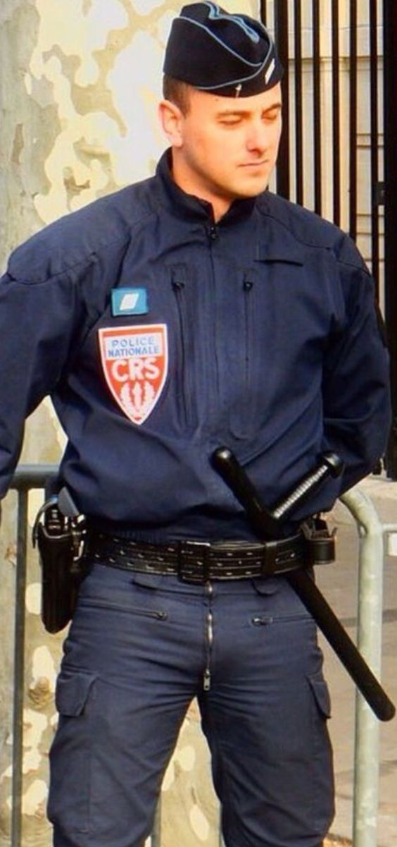 Bulge Love  Men In Uniform  Hot Cops, Cop Uniform, Men -5011