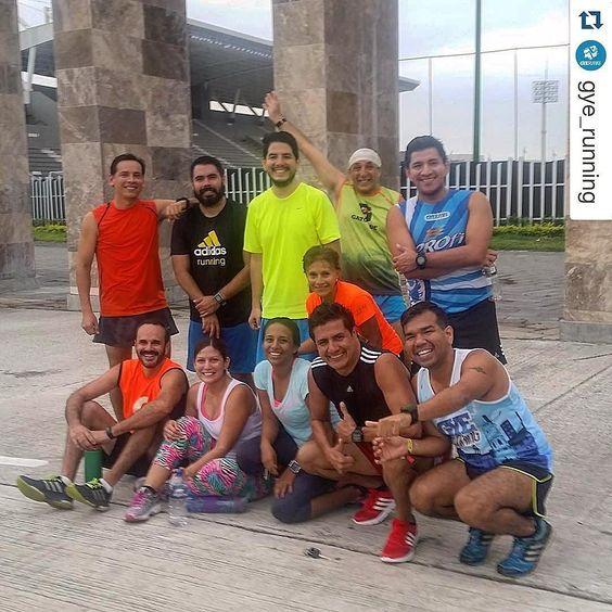 Como si empezara de 0  #Repost @gye_running with @repostapp.  #GyeRunningMakesPeopleBetter continuamos inyectando alegrías y buenas vibras con nuestros entrenamientos rumbo a nuevos objetivos en nuestro #MartesLocos exigentes como siempre para continuar mejorando #running #training #run #runners #gyerunning #hardwork #guayaquil #endurance #workout #fitnessaddict by ferizo_