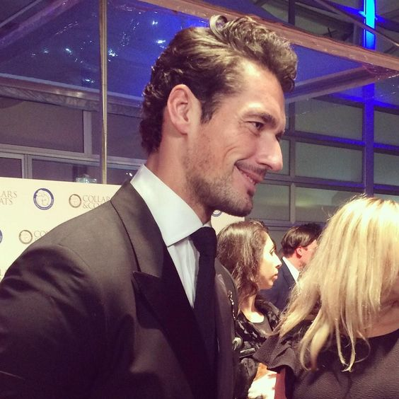"new! magazine on Twitter: ""We just chatted to @DGandyOfficial at the @BDCH Collars & Coats Gala Ball. He smelt ... incredible. http://t.co/osToA1nfk9"""