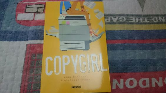 """""""Copygirl"""":"""