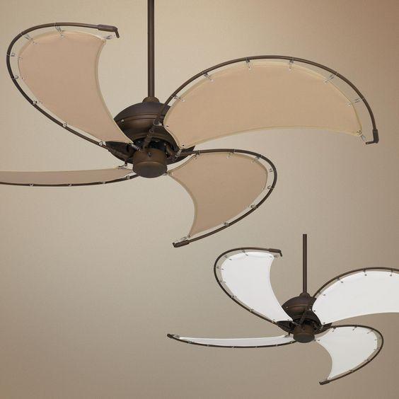 "52 Casa Vieja Tropical Veranda Bronze Outdoor Ceiling Fan: 52"" Cool Vista Oil-Rubbed Bronze Ceiling Fan"