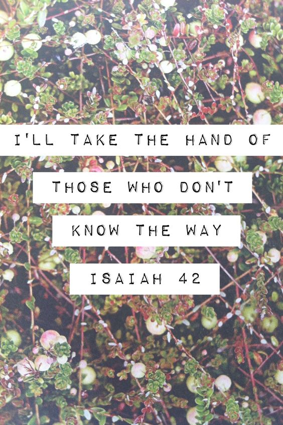 I the Lord have called You [the Messiah] for a righteous purpose and in righteousness; I will take You by the hand and will keep You; I will give You for a covenant to the people [Israel], for a light to the nations [Gentiles], (Isaiah 42:6 AMP)
