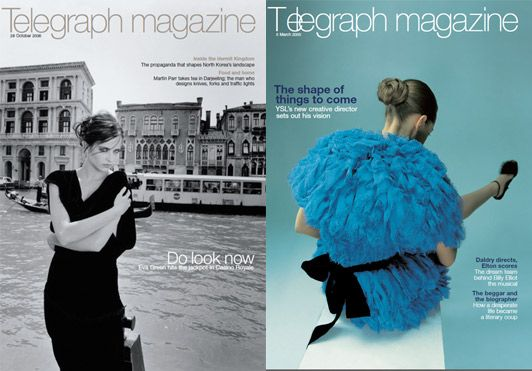 Remembering the work of late fashion photographer Kate Barry - Telegraph
