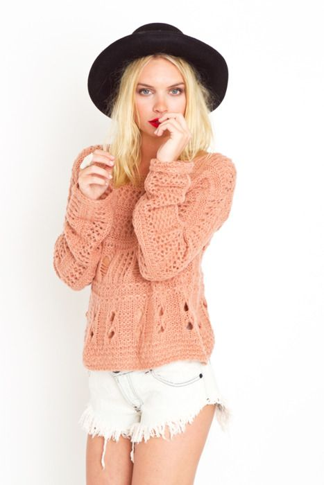 Sweater by Nasty Gal (I think?)