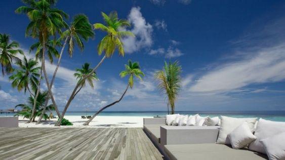 offene holzterrass alila villas hadahaal exklusives resort auf malediven