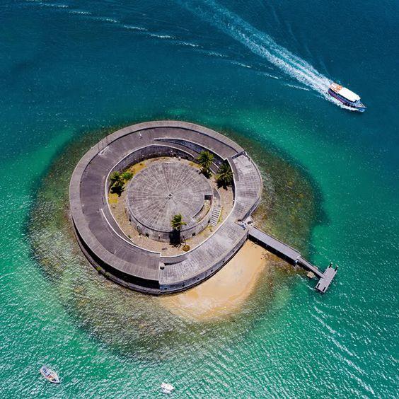 Forte de São Marcelo - Salvador - Bahia-------------------Foto: Saulo Kainuma