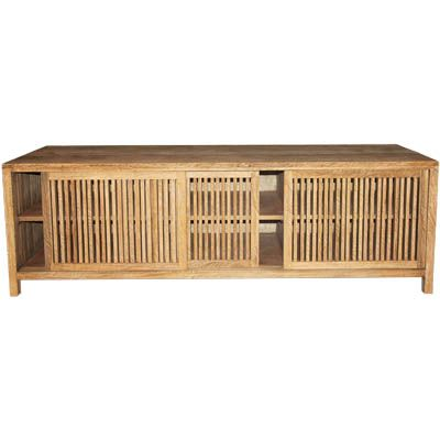 Morga Entertainment Cabinet by Triboa Bay Living