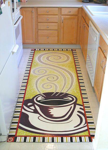 Studio K Custom Painted Floor Mats Craft It Design It