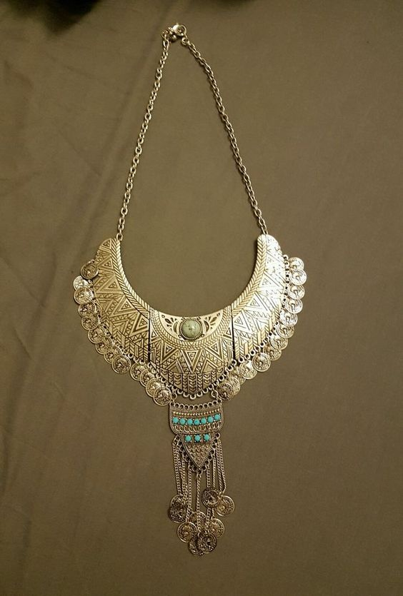 Fashion Necklace from H&M in Jewellery & Watches, Costume Jewellery, Necklaces & Pendants | eBay!