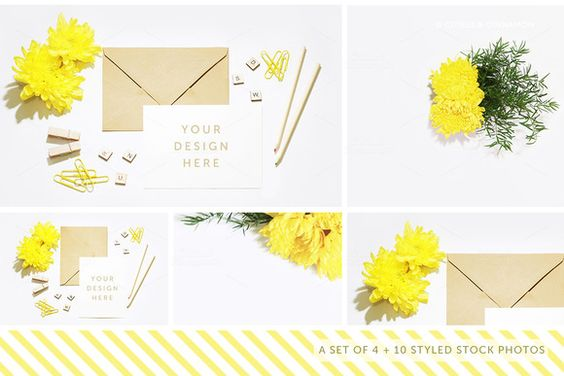 Styled Stock Photography Pack - 10 by Citrus and Cinnamon on @creativemarket
