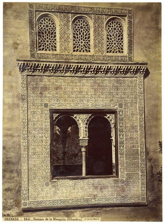 El Blog de La Tabla: Una visión inédita de la Alhambra. Jean Laurent y Fernando Manso