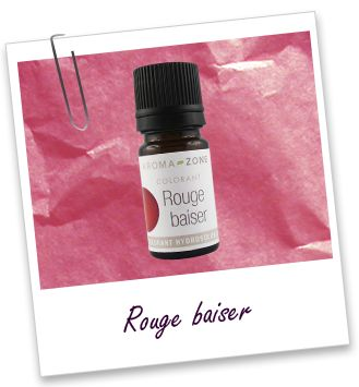 colorant naturel rouge baiser aroma zone - Colorant Rouge Naturel