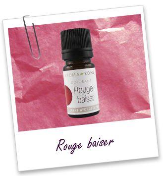 colorant naturel rouge baiser aroma zone - Colorant Naturel Rouge