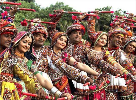Dandiya Ras and Garba