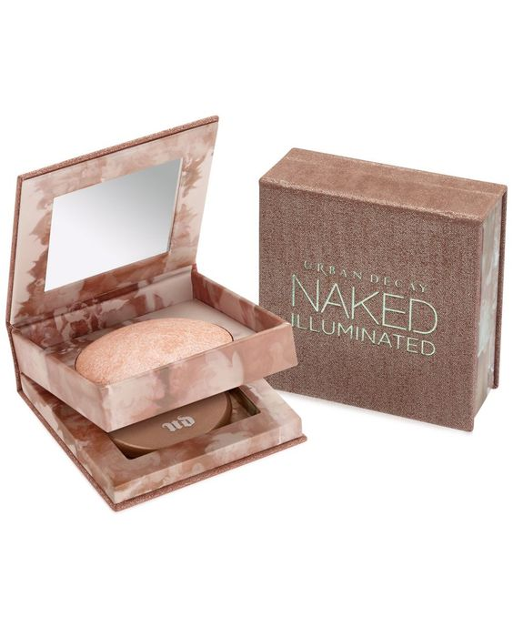Urban Decay Naked Illuminated Shimmering Powder for Face & Body - Makeup - Beauty - Macy's