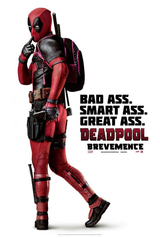 PopCorn 1# : DeadPool  Vamos ao cinema ?