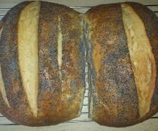 Rezept Dänisches Mohnbrot von Marrypopins - Rezept der Kategorie Brot & Brötchen