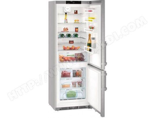 Liebherr Refrigerateur Congelateur Bas Cnef5715 Refrigerateur Congelateur Congelation Refrigerateur