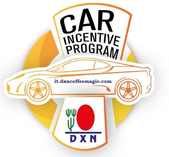 DXN Italia Car Incentive Program it.dxncoffeemagic.com