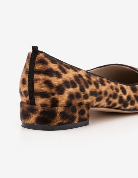 Amelie Low Heel Ballerinas A0277 Heels