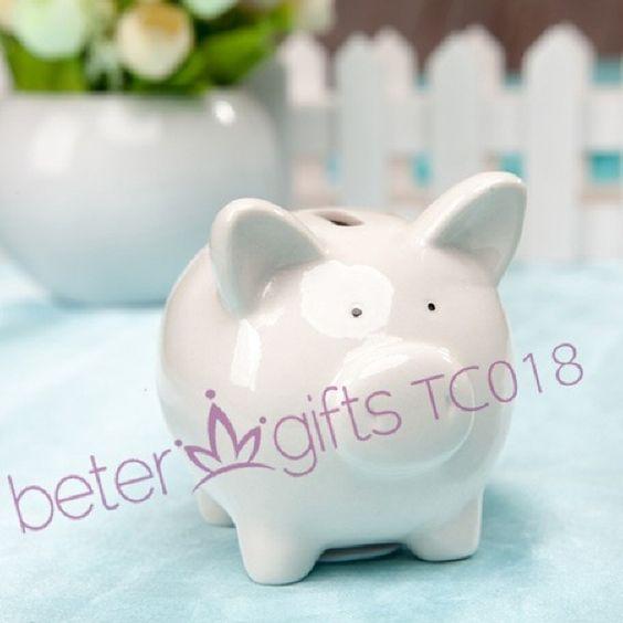 15 boîte en céramique Mini - Piggy argent banque veille de noël décoration TC018 nouveauté articles