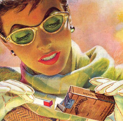 Philip Morris Girl
