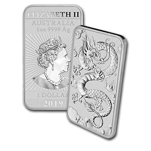 Present 1oz Silver Bar In 2020 Silver Bars Dragon Series Silver Dragon