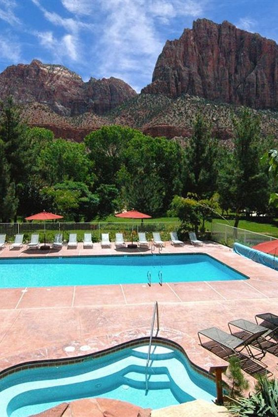 Time to kick up my heels. Cliffrose Lodge & Gardens and Zion National Park (Washington, Utah) - Jetsetter