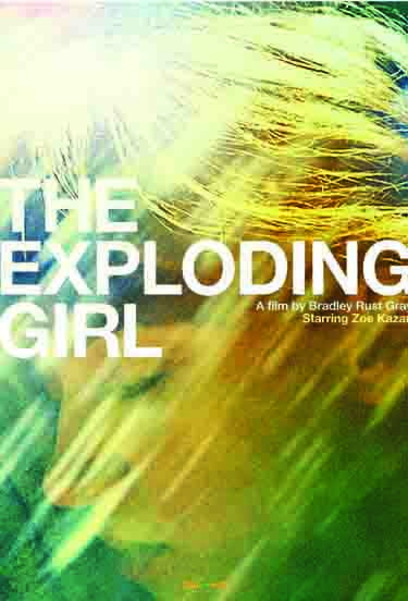 At Tribeca in 2009, Zoe Kazan won the award for Best Actress in a Narrative feature film for her role in 'The Exploding Girl'#Tribeca2012